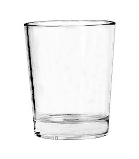 VASO MINI APERIT ALICANTE 70ML ALT 5,8CM Ø5CM CRISAL (C)